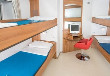 irish_ferries_epsilon_4_berth_cabin